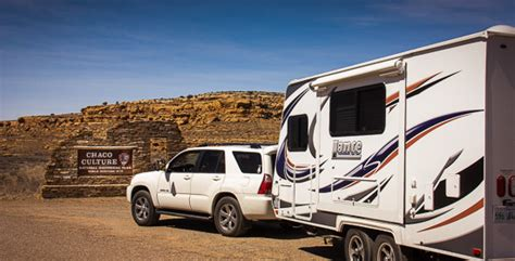 towing  travel trailer    cyl toyota  runner