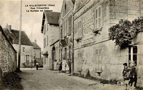 Oise Cartes Postales Anciennes Le De Bureau Ancienne