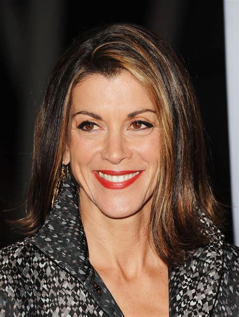 wendy malicks new haircut wendie malick photos photos 2012 people s choice awards