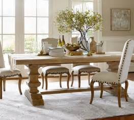 Pottery Barn Dining Rooms by Banks Reclaimed Wood Extending Dining Table Pottery Barn