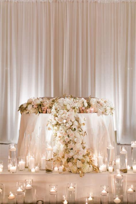 Wedding Table Ideas by Sweetheart Table Ideas Trendy Wedding