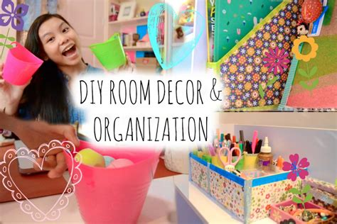 easy diy ways to re decorate your room youtube super cheap and easy ways to clean and organize your room
