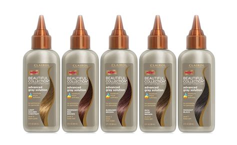 clairol beautiful collection semi permanent hair color clairol professional beautiful collection semi permanent