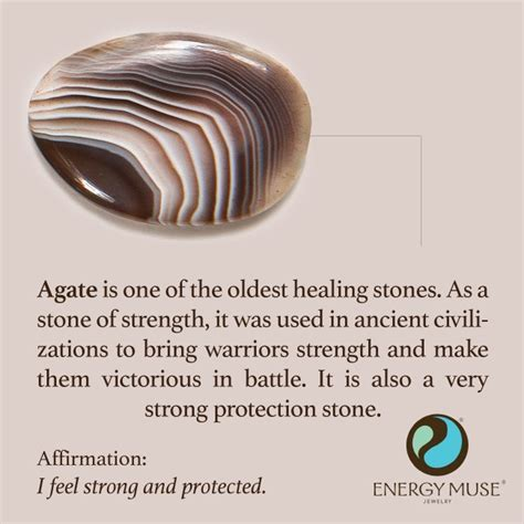 Agate Stone, View the Best Agate Stones from Energy Muse