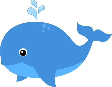 blue whale clipart sea creature pencil and in color blue whale clipart sea creature