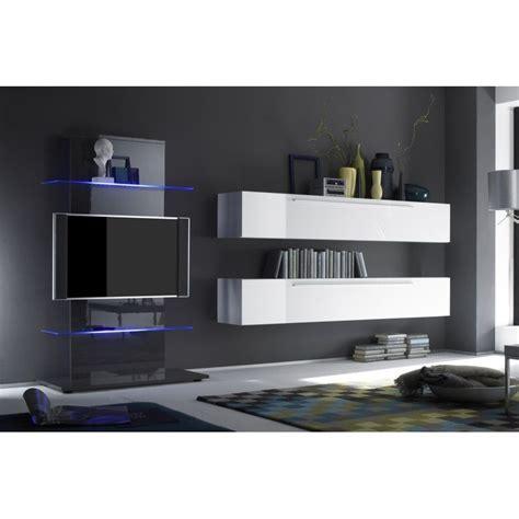 Incroyable Meuble Bas Salon Design #3: ensemble-meubles-tv-blanc-et-gris-laque-bellima.jpg