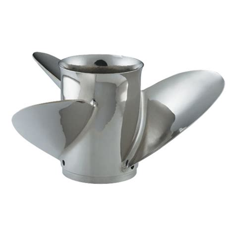 boat props for performance performance 3 prop 3 blade 13 25x18rh stainless steel
