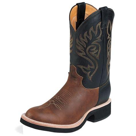 shop s justin coffee westerner cowboy boots