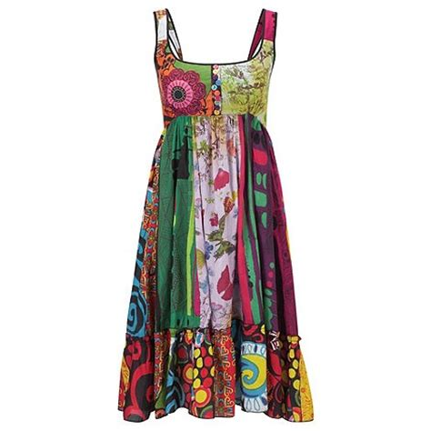 Patchwork Dresses - 1000 images about patchwork dress inspiration on