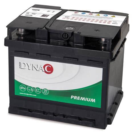 dynac auto accu 12 volt 44 ah type 54459l accu service
