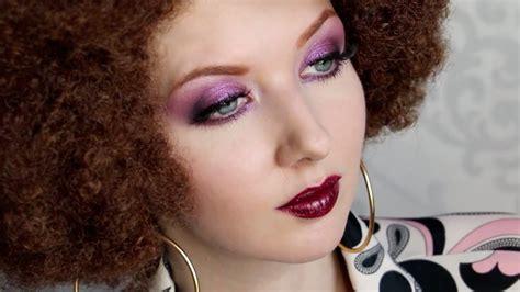 makeup for women in their 70s tutorial 70s disco makeup www pixshark com images galleries