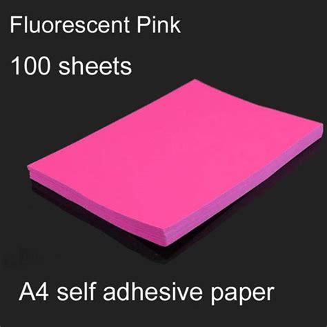 fluorescent pink sticker color paper end 11 2 2018 8 15 pm