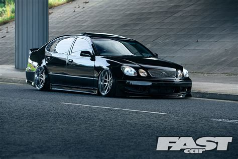 toyota fast car style toyota aristo fast car