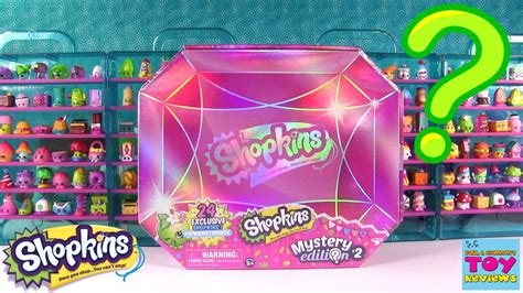 Shopkins Original Mystery Edition 2 shopkins mystery edition 2 excluisve unboxing revi doovi