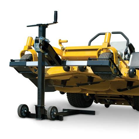 MoJack XT 500 lb. Lawn Mower Lift