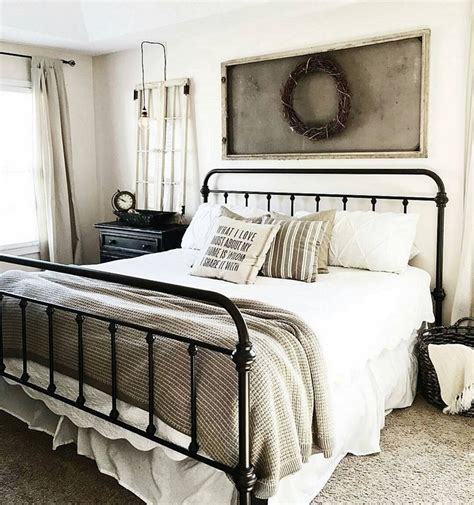 Farmhouse Bedding Sets Cozy Farmhouse Master Bedroom Design Ideas 681 Fres Hoom