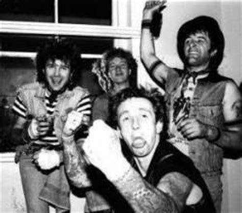 Kaos Keren Anti Nowhere League Rock Band Nick Culmer anti nowhere league discography line up biography interviews photos