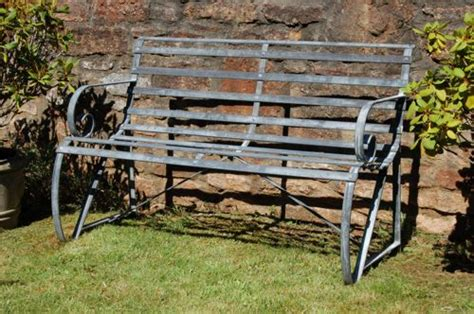 wrought iron garden bench seat wrought iron garden bench seat 2 seater