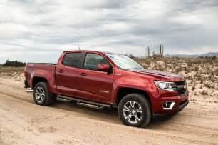 Chevrolet Diesel Colorado 2016 Chevrolet Colorado Diesel Gets 31 Mpg Highway