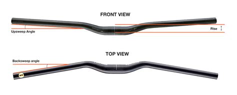Stang Xc Riser 25 4 Standar how to choose the best mtb handlebars a buyer s guide