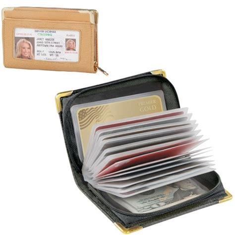 Zip Up Wallet rfid zip up security wallet