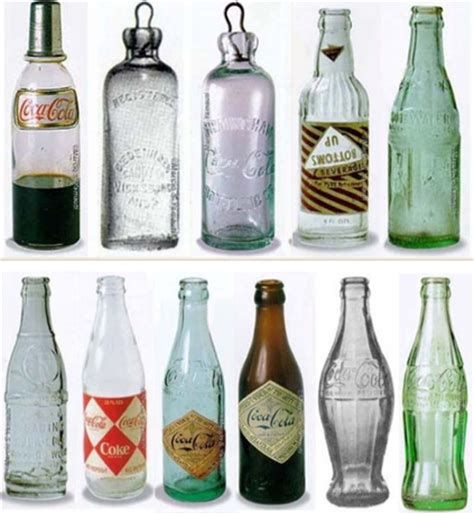 pop bottles mp coca cola toute une histoire