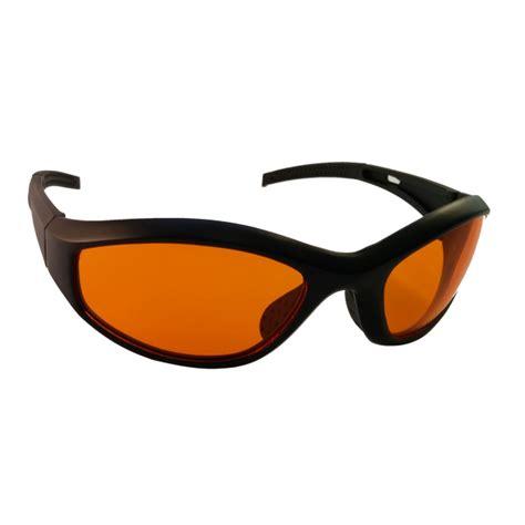 Shift Nano Goggles Blue Yellow sleep glasses