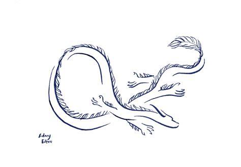 minimalist tattoo tokyo new art minimalist dragons by sidney eileen
