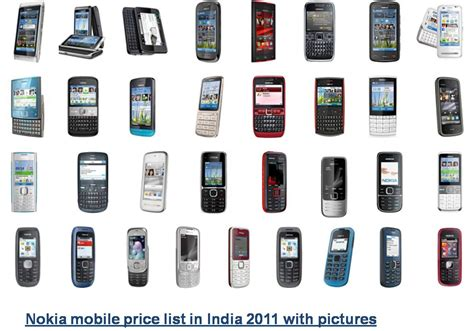 nokia mobile phones list phonews24 nokia new mobile price list in india