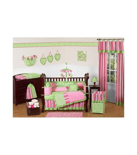 sweet jojo baby bedding sweet jojo designs olivia 9 piece crib bedding set