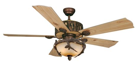 log cabin ceiling fans log cabin ceiling fan with pinecone inverted light