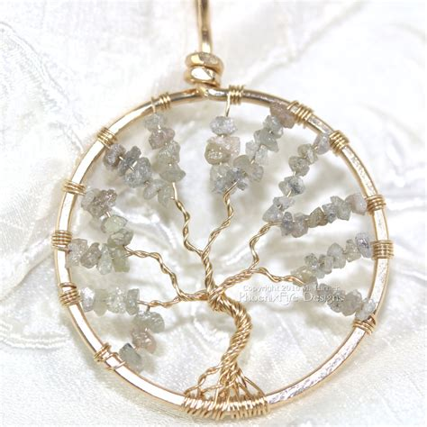 Handmade Necklace Designs - tree of 187 phoenixfire designs the
