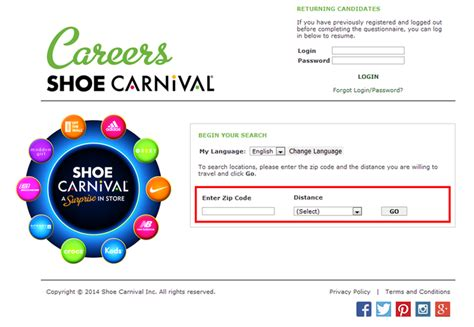 shoe carnival careers how to apply for shoe carnival at shoecarnival