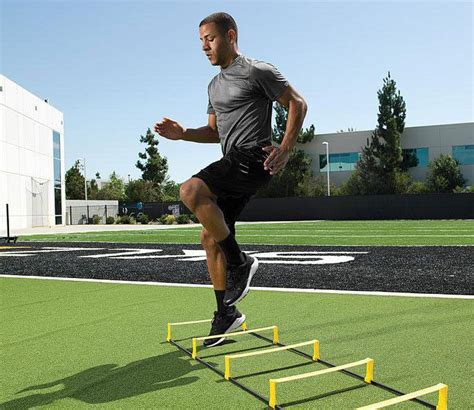 agility course the 4 week speed and agility plan