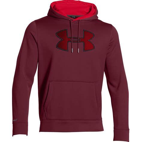 Hoodie Big 6 By Soccerroms armour 2016 ua armour fleece big logo hoody