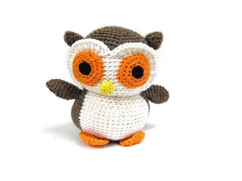 amigurumi owl amigurumi nelson the owl