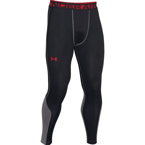 Celana Mens Legging Armour Black armour s cold gear infrared thermo black probikekit