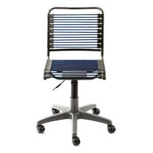 Bungee Office Chair Container Store Bungee Office Chair Blue