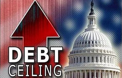raising debt ceiling the united states is now 18 trillion in debt government