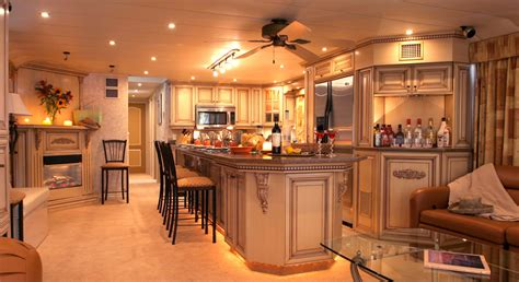 Houseboat Gallery Custom Houseboat Interiors