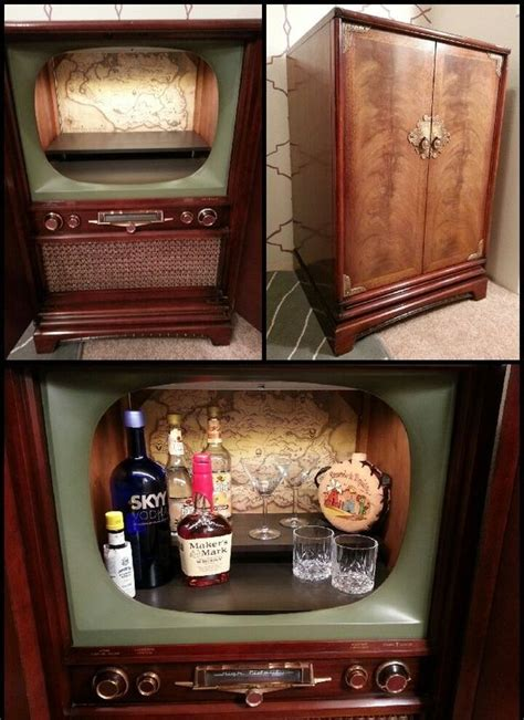 Closet Light Turns On When Door Opens by Vintage Cabinet Tv Repurposed Into A Bar It Has Two