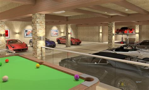 luxury garage revitcity com image gallery private luxury garage