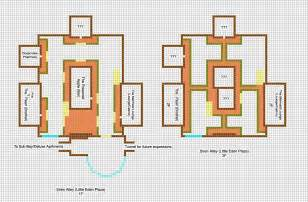 minecraft house plans modern houses minecraft blueprints architectuur