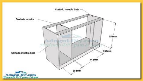 como hacer muebles de cocina web del bricolaje diseno diy