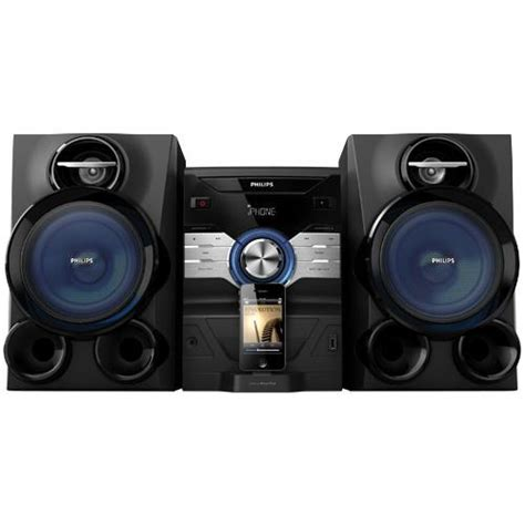 philips fwm400d 37 mini hi fi shelf top audio system with