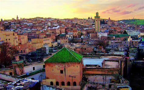 The Fez fez day city tour