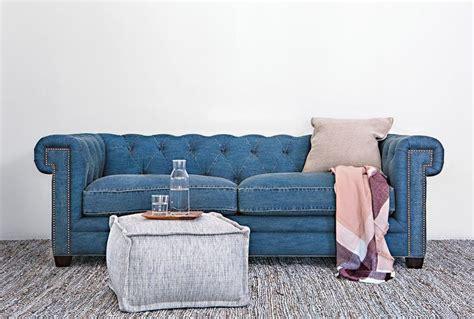 denim living room furniture 25 best ideas about denim sofa on pinterest bench jeans