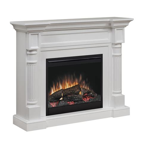 dimplex white electric fireplace dimplex white winston electric fireplace dfp26 1109w