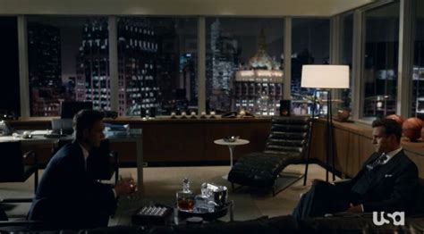 wohnung harvey specter harvey specter apartment harvey and mike figure out a