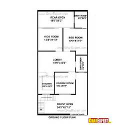 Home Design For 100 Sq Yard House Plan For 27 Feet By 50 Feet Plot Plot Size 150